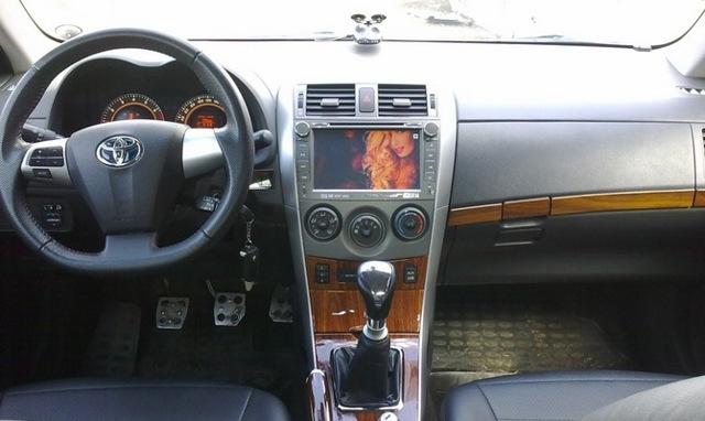 Тюнинг Тойота Королла 120 своими руками