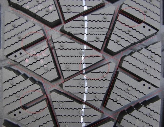 Шины bridgestone blizzak dm v2: размеры, отзывы