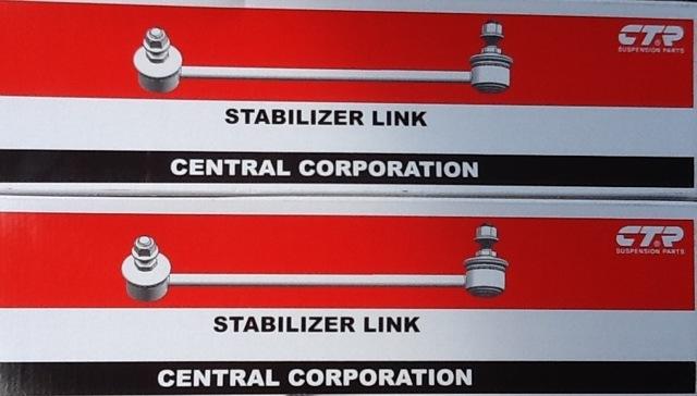 Стойки стабилизатора фирмы ctr: стоит ли покупать, отзывы