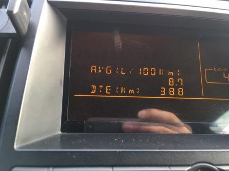 АКПП на Инфинити fx35: расход топлива, проблемы