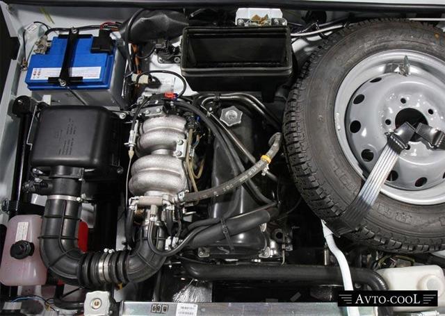 Тюнинг Нива 2131 своими руками: салона, двигателя, подвески