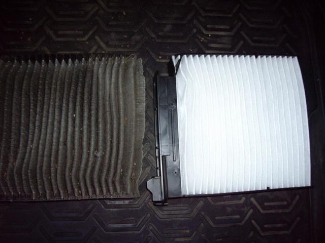 Воздушный фильтр на Ниссан Ноут: где находится, замена