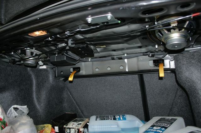 Багажник на Хонда Аккорд 7: размеры, как увеличить объем