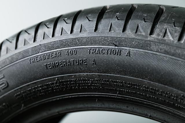 Маркировка шин и расшифровка их обозначений: год выпуска