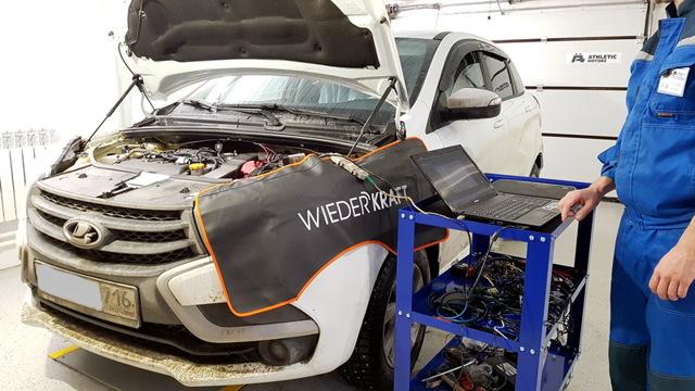 Тюнинг Лада Веста СВ Кросс своими руками: салона, кузова, двигателя