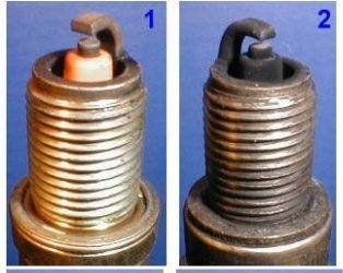 Свечи зажигания ВАЗ 2107: артикул, замена