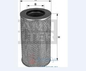 Фильтр воздушный Рено Меган 2: где находится, замена
