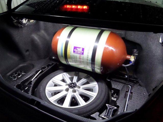 Газ на Тойота Камри 40: расход, установка, отзывы