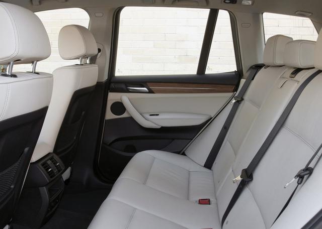 Комплектации БМВ Х3: технические характеристики