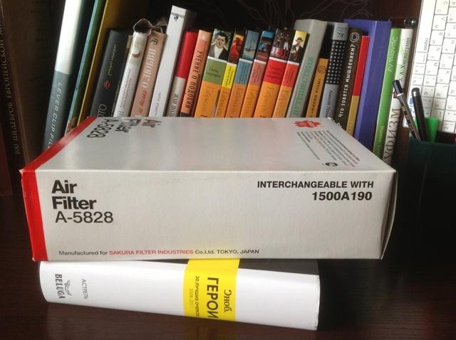 Воздушный фильтр Митсубиси Лансер 10: выбор и замена