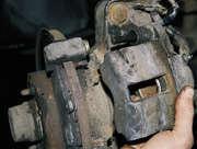 Тормозные диски на ВАЗ 2108: выбор и замена