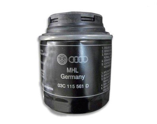 Масляный фильтр на Фольксваген Поло: выбор, замена