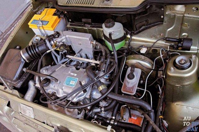 Тюнинг Ока своими руками: салона, фар, двигателя