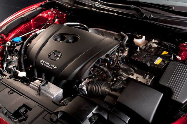 АКПП на Мазда 6: расход топлива, отзывы владельцев