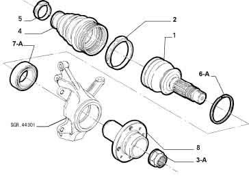 Тормозные колодки Фиат Альбеа: выбор, замена