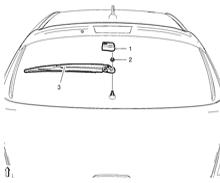 Дворники на Митсубиси Лансер 10: размеры, как снять