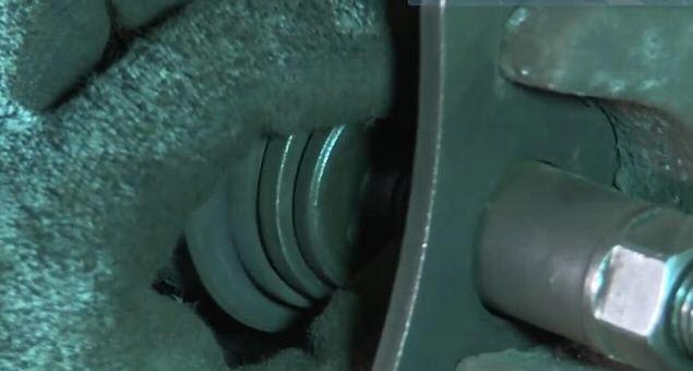 Тормозные колодки Опель Зафира: выбор и замена
