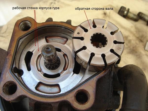 ГУР Шевроле Круз: проблемы, ремонт и замена