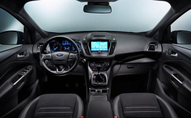 Комплектации Форд Куга: технические характеристики