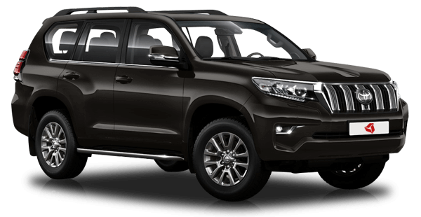 Комплектации toyota land cruiser prado