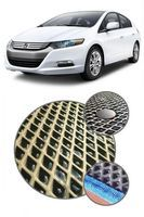 Коврики на Хонда Аккорд 7: для салона, для багажника
