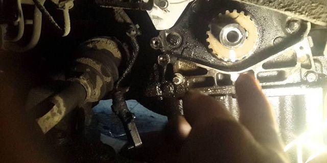 Ремень или цепь ГРМ на Форд Мондео 3: замена своими руками