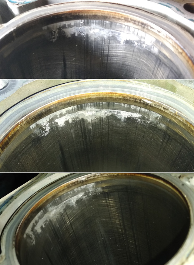 Замена маслосъемных колпачков и колец Митсубиси лансер 10