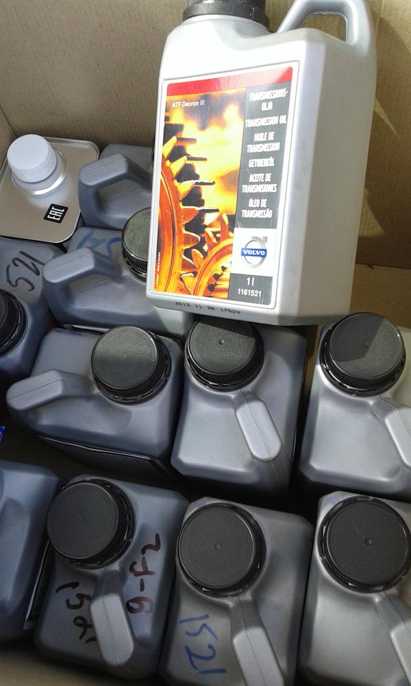 АКПП на Вольво xc90: расход толива, замена масла