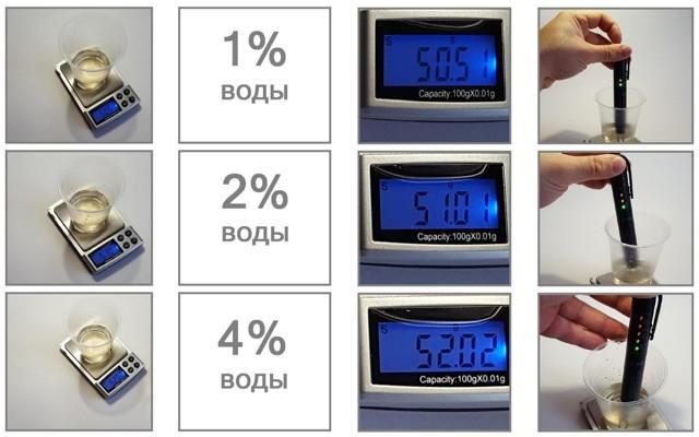 Тестер тормозной жидкости: как проверить качество