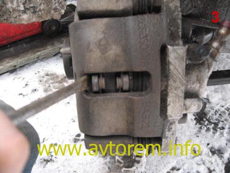 Тормозные колодки на ВАЗ 2109: выбор и замена