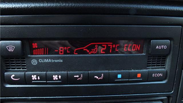 Климат контроль на Фольксваген Поло седан: что делать, если не работает
