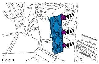 Салонный фильтр на Ленд Ровер Фриландер 2: где находится, замена