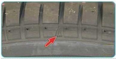 Резина на Митсубиси Лансер 10: размер шин, давление