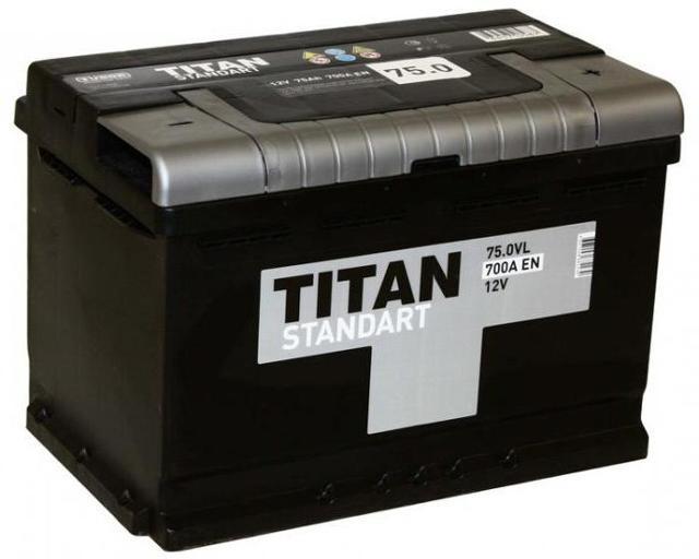 Аккумуляторы Титан: как отличить подделку, отзывы