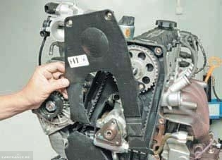 Замена бензобака (топливного бака) на автомобиле Daewoo