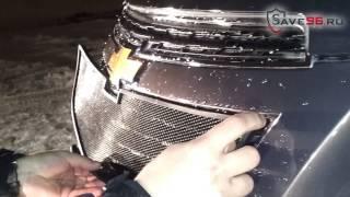 Решетка радиатора на Шевроле Круз: замена
