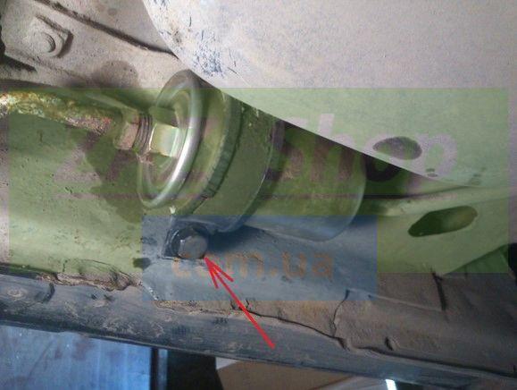 Топливный фильтр Дэу Нексия: где находится, замена