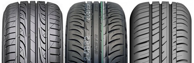 Глубина протектора зимних шин легковых автомобилей: износ протектора