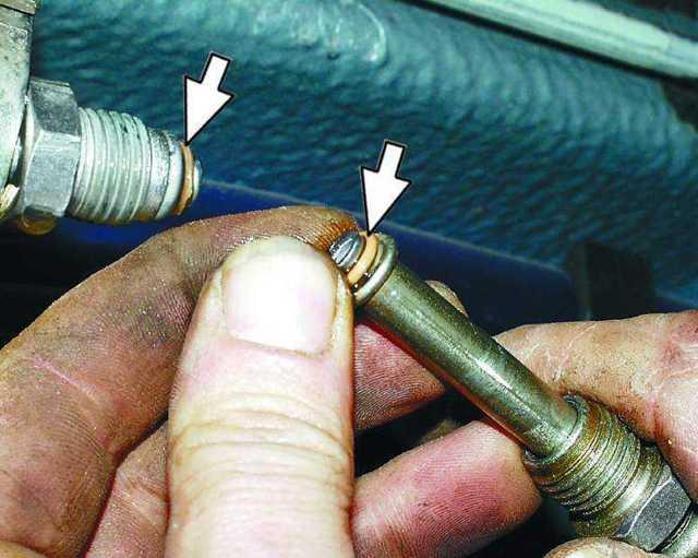 Топливный фильтр ВАЗ 2110: где находится, замена