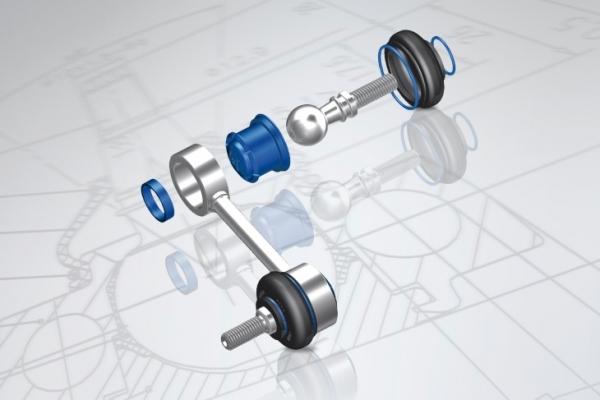 Стойки стабилизатора: что такое, расположение, принцип работы