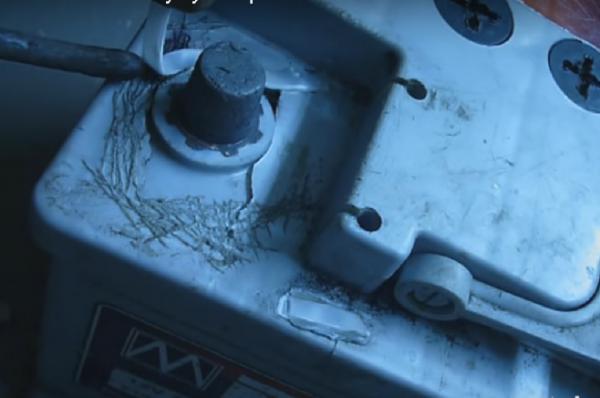 Ремонт автомобильного аккумулятора своими руками: инструкция