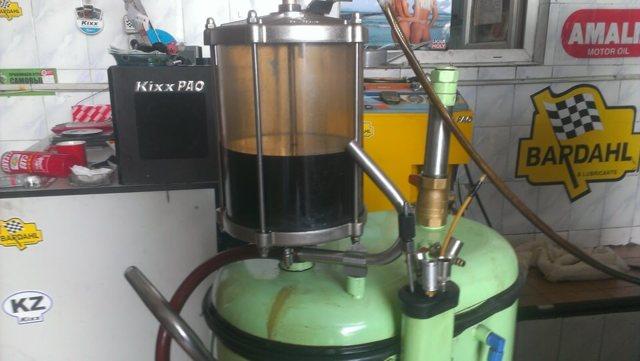 Масло в мкпп Митсбуиси Лансер 10: какое масло лить в механику, замена