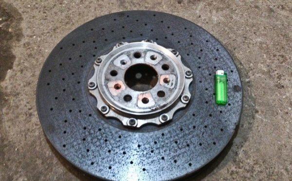 Тормозные диски на ВАЗ 2107: выбор и замена