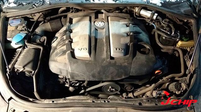 Тюнинг Фольксваген Туарег своими руками: салона, двигателя, чип тюнинг