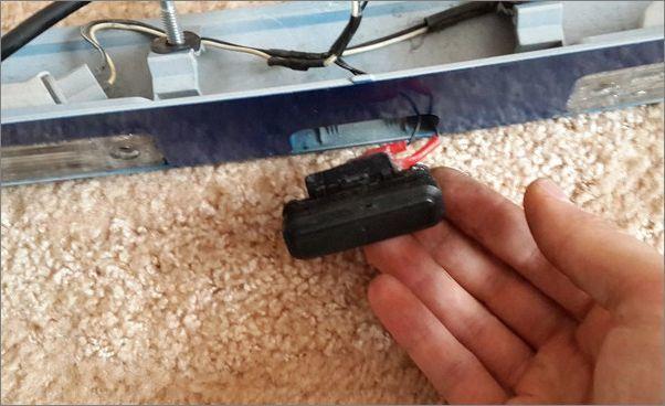 Кнопка багажника на Шевроле Круз: что делать если не открывается