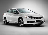 Комплектации Хонда Цивик: технические характеристики