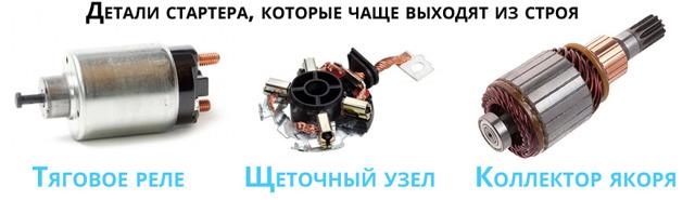 Стартер ГАЗ 3309: где находится, как снять, замена