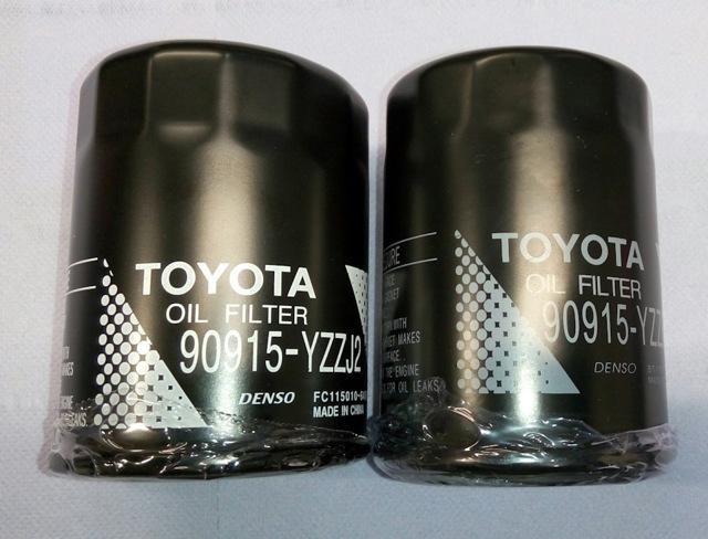 Масляный фильтр Тойота Камри: оригинал, аналог, как отличить подделку, замена