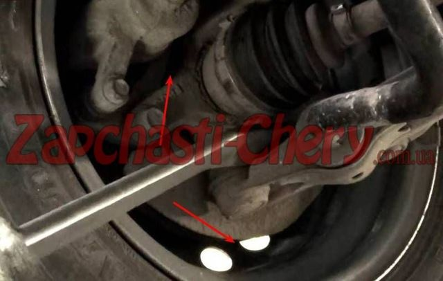 Шаровая опора на Шевроле Ланос: выбор и замена