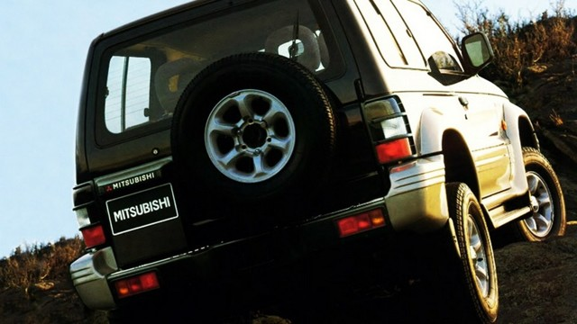 АКПП на Митсубиси Паджеро: расход топлива, надежность